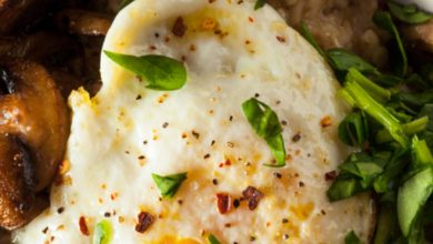 Double your weight loss by pairing these foods with eggs