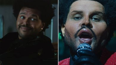 The Weeknd shows real face after 'plastic surgery' shocked fans