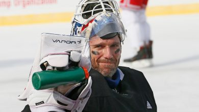 Henrik Lundqvist says his open-heart surgery was a success