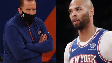 Knicks' Tom Thibodeau thrilled by return of 'invaluable' Taj Gibson