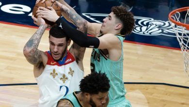 LaMelo Ball dominates versus brother Lonzo as Hornets top Pelicans