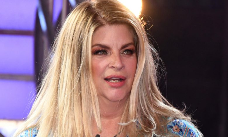 Kirstie Alley rips Twitter, compares Trump's ban to 'slavery' | Eagles Vine