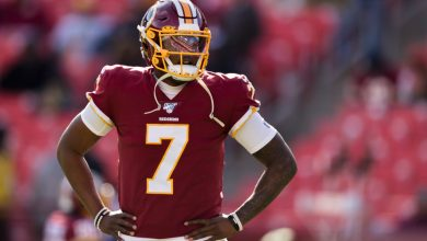 Dwayne Haskins meeting with team as potential NFL return heats up