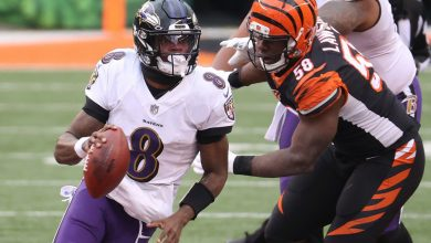 Ravens win only way Lamar Jackson can change playoff narrative