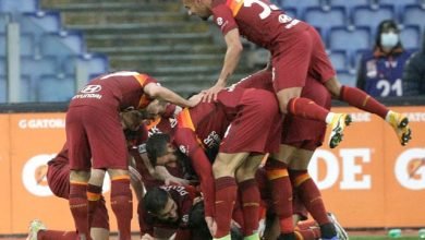 Serie A: Late Gianluca Mancini equaliser helps AS Roma snatch 2-2 draw against title rivals Inter Milan