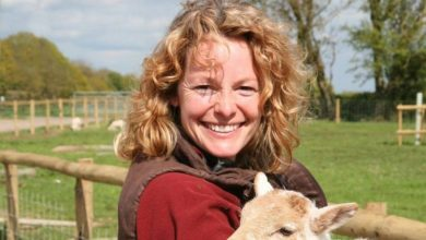Kate Humble opens about marriage and knowing she didn't want children