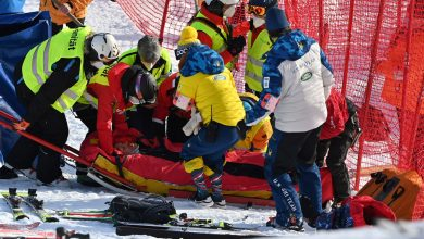American skier Tommy Ford airlifted to hospital after scary crash