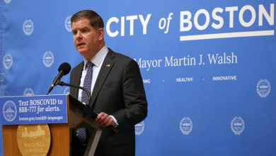Mayor Walsh to Give State of City Speech as He Prepares for DC Gig