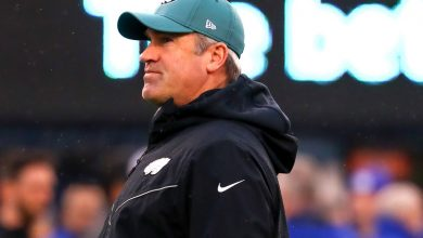 Doug Pederson fired by Eagles