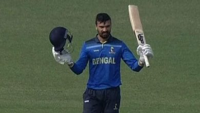 Syed Mushtaq Ali Trophy: Vivek Singh slams 64-ball century as Bengal defeat Jharkhand to claim second consecutive win - Firstcricket News, Firstpost