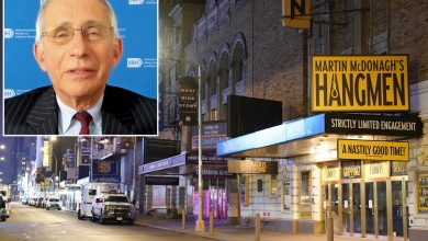 Fauci says when live shows will be back — depending on vaccine rollout