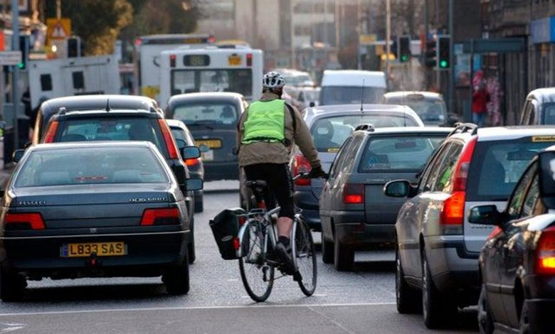 Road congestion worse than during first lockdown, says Scottish transport secretary