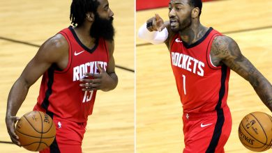 John Wall hints at how hard James Harden has made it for Rockets