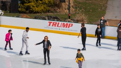 NYC Looks to End Trump Contracts for Central Park Ice Rinks, Bronx Golf Course