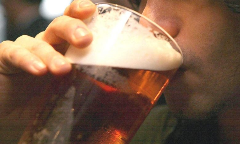 Drinking alcohol will be illegal across all level 4 areas in Scotland from Saturday