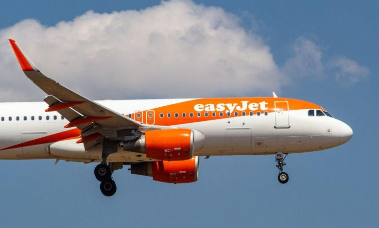 The NHS are recruiting cabin crew from easyJet to help in the UK vaccination programme