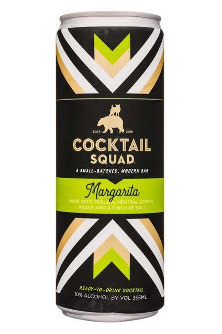 STYLECASTER | 13 Canned Cocktails for Summer Days When Beer Won't Cut It | Cocktail Squad Margarita
