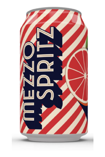 STYLECASTER | 13 Canned Cocktails for Summer Days When Beer Won't Cut It | Virtue Cider Mezzo Spritz