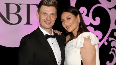 Nick Carter's wife, Lauren, pregnant after miscarriages