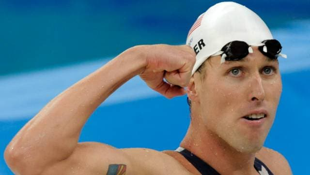 Five-time Olympic swimming medallist Klete Keller charged with taking part in US Capitol riot