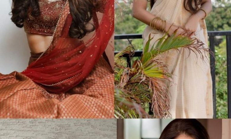 Kollywood beauties from their Pongal celebration