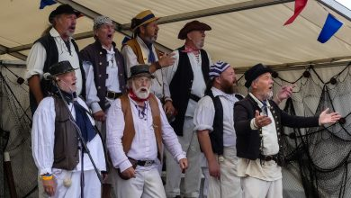 TikTok's going overboard with sea shanties — here's how it all started