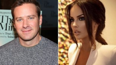 Exclusive | Armie Hammer's ex Courtney Vucekovich: He wanted to 'barbecue and eat' me