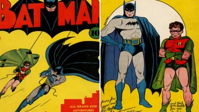 Mint condition Batman comic book sells for $2.2M, breaking record