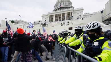 Justice Dept. Inspector General Opens Probe of Response to Capitol Riot