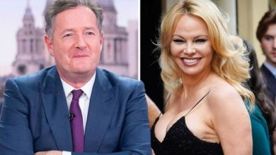 Piers Morgan on testing theory with Pamela Anderson after 'vegans are better lovers' claim
