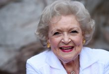 Betty White Marks 99th Birthday Sunday; Up as Late as She Wants