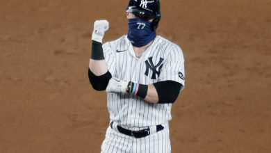 Clint Frazier responds to erroneous Yankees-Reds trade rumor