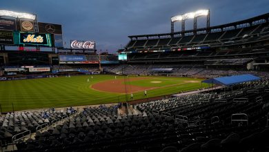 Sean Dean, Mets security worker, dead at 52 from COVID-19