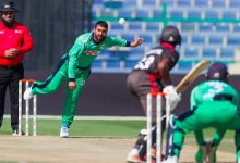 UAE vs Ireland: Simi Singh's career-best performance with bat and ball helps visitors level ODI series - Firstcricket News, Firstpost