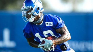 Ex-Giant Corey Coleman suspended six games for violating NFL's PED policy