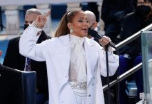 Jennifer Lopez — and her ring — dazzle during Biden Inauguration Day