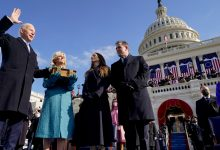 Biden Inauguration Day in Pictures