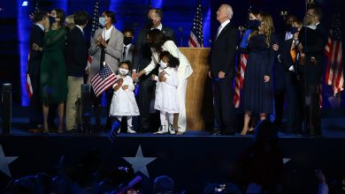 A Who's Who Guide to Vice President-Elect Kamala Harris' Family