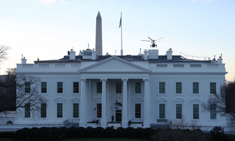 White House Contact Form Now Asks for a Person's Preferred Pronouns