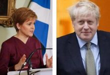 Boris Johnson will have to take legal action to prevent Indyref2 if SNP win the election in May