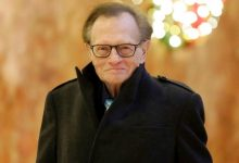 Larry King, broadcasting giant for half-century, dies at 87; TV show host was hospitalised with COVID-19