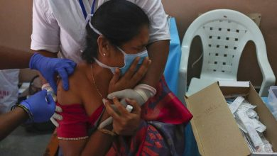 Lagging behind schedule, India's COVID-19 vaccination drives aren't going too well