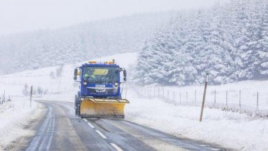 Scotland's weather:Yellow weather warning extended with roads and railways likely to be affected
