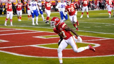 Mecole Hardman made up for 'dumb' Chiefs mistake