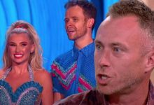 James Jordan hits out at Dancing On Ice judges' scores 'She didn't let go of her partner!'