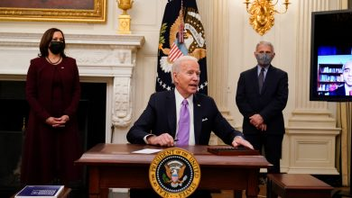 Biden Orders COVID-19 Travel Restrictions, Adds South Africa
