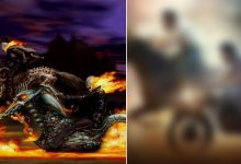 SS Rajamouli's RRR Poster Inspired From Nicolas Cage's Ghost Rider? Netizens Draw The Parallels!