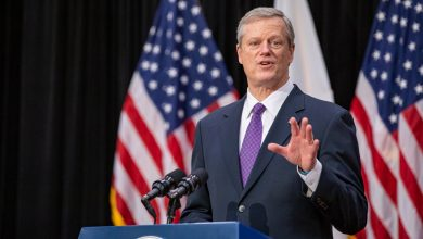 GOP Members Seek to Censure Baker for Supporting 2nd Trump Impeachment