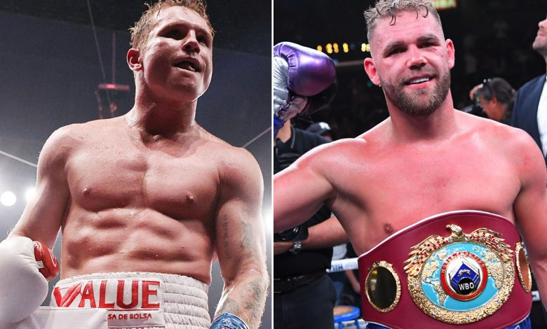 Canelo Alvarez, Billy Joe Saunders agree to title unification bout in May