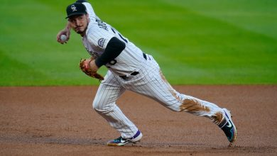 Rockies' Nolan Arenado is getting traded to the Cardinals